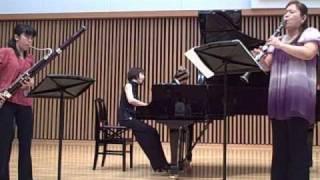Piazzolla : Verano Porteño Cl : Kayoko Ohashi Fg : Ayako Enokido Pf...