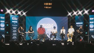 Download T.I., Killer Mike, Candace Owens, & More Talk: Black Agenda, Voting, & Donald Trump | REVOLT Summit Mp3 and Videos