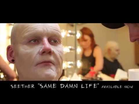 Seether | Same Damn Life (behind the scenes) Thumbnail image