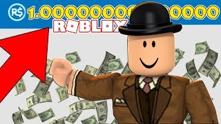 HOW TO GET UNLIMITED FREE ROBUX IN ROBLOX! Robot completing the money Game tycoon!
