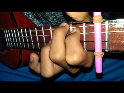 Cover:ukulele(jangan menangis untuk ku)