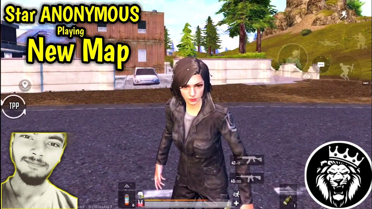 New Map in Pubg Mobile / Star ANONYMOUS