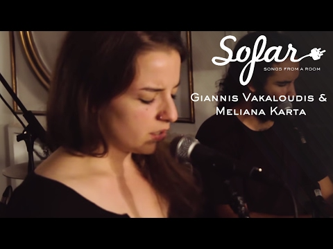 Giannis Vakaloudis - Today (ft. Meliana Karta) | Sofar Thessaloniki