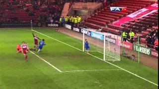 Middlesbrough Vs Chelsea 0-2 Goals And Highlights, FA Cup Fifth Round | FATV