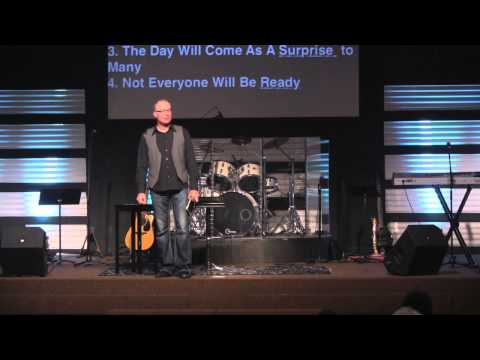 Prepared for His Coming | Scott Meador | 11.09.14