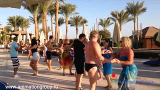 Уроки латинских танцев в отеле Египта