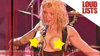 10 Unforgettable Naked Onstage Moments