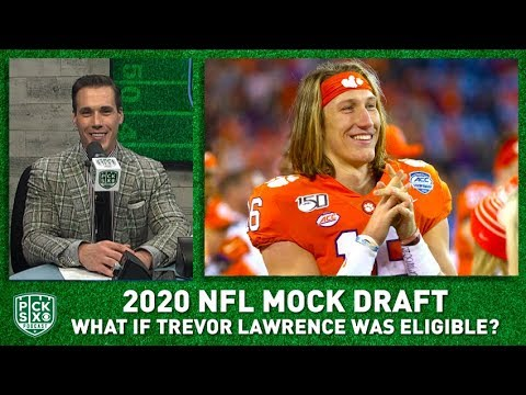 Trevor Lawrence NFL Draft: Mocks & Projections for Clemson QB