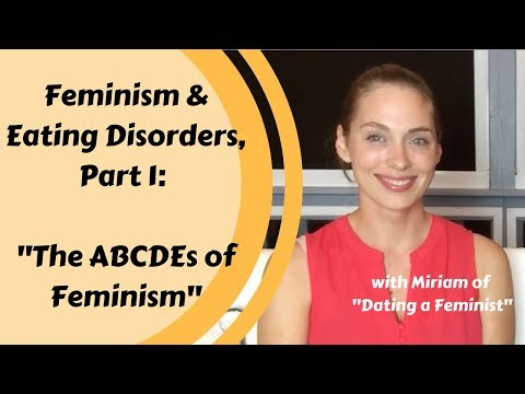 [#81] Feminism & Eating Disorders, Part 1: The ABCDEs...of Feminism | Interviews | Life with Lydia from YouTube · Duration:  13 minutes 40 seconds