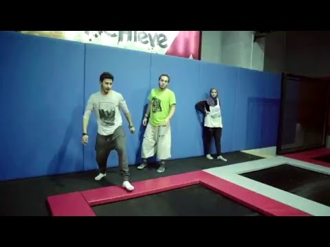 Gravity Code -  First Indoor trampoline park in Egypt