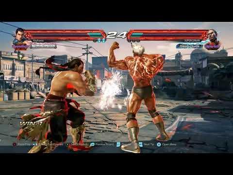 Tekken Portugal Highlights - Laughs in Tidus