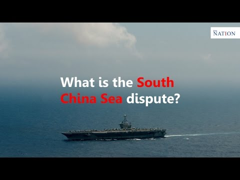 What is south china sea dispute?