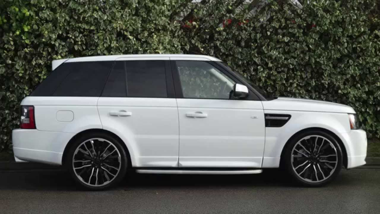2011 61 range rover sport autobiography youtube. Black Bedroom Furniture Sets. Home Design Ideas