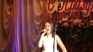 Поёт Маша Боброва песня из фильма Титаник 18 03 2016