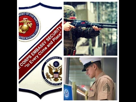 Marine Security Guard (MSG)