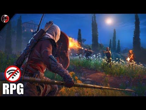 10 Mejores Juegos RPG OFFLINE!! Para Android/iOS (BuenosGraficos) 2019