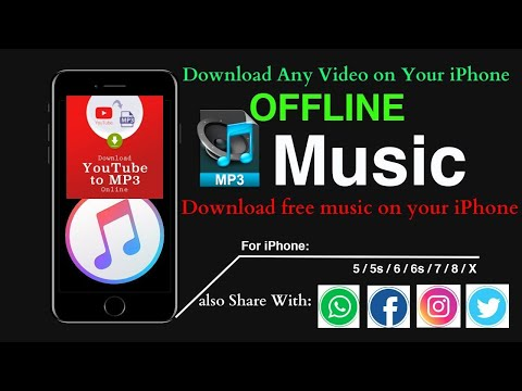 How to Download MP3 Audio Video Songs on iPhone, iPad, iPod, MacBook