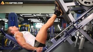 Смотреть видео что такое гак в тренажерном зале и как его правильно делать