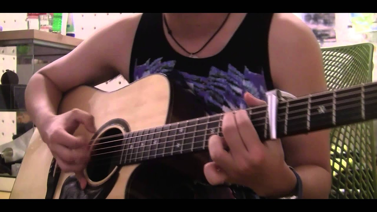 Sweater Weather - The Neighbourhood Fingerstyle Guitar cover by GuitarStrings [TABS] - YouTube