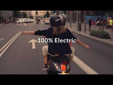 Velca | Cuando escuches moto eléctrica, pensarás en Velca