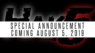 [TEASER] Special Hak5 announcement coming August 5th 2019