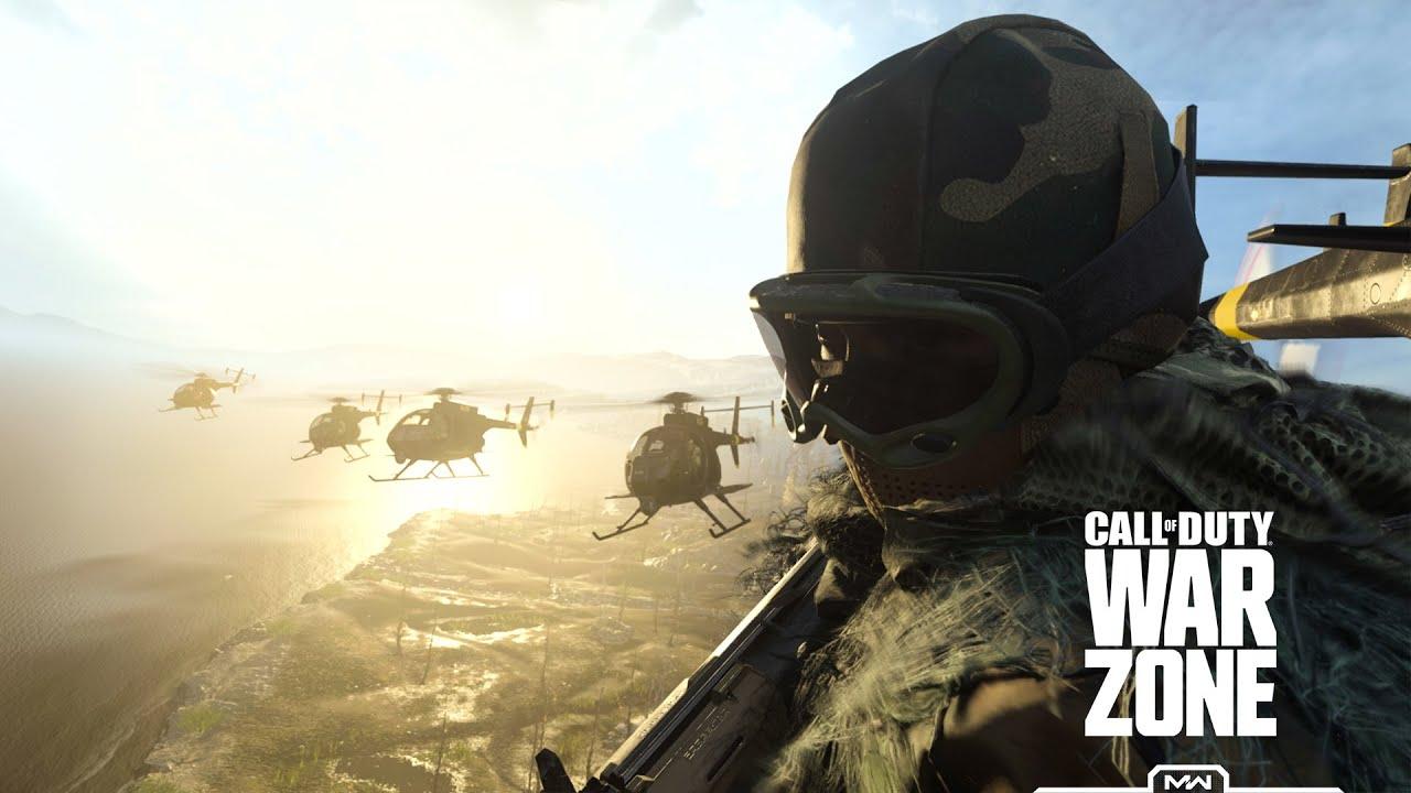PS4《使命召唤:战争地带》官方预告 (中文字幕)