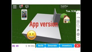 How to make a second floor on phone/tablet (ROBLOX app) | GAMEPASS NEEDED | MARCH 2019