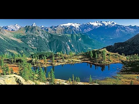 Alpok-keringő. 1.rész: Aosta és a Graji-Alpok 2012. (Switzerland-Italy) HD 720p