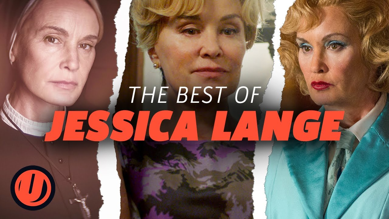 American Horror Story The Best Of Jessica Lange Youtube