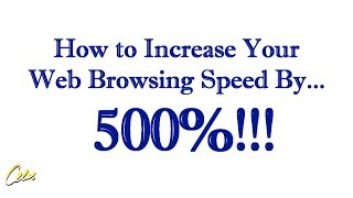 Increase Your Web Browsing Speed By 500% (9 Tips to Web Surf Like a Ninja)