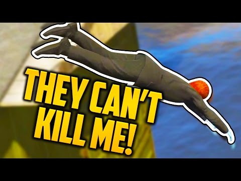 THEY CAN'T KILL ME! (GTA 5 Funny Moments with Friends) from YouTube · Duration:  10 minutes 12 seconds