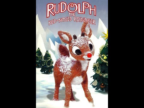 Hashtag Just Sayin Reviews: Rudolph The Red Nosed Reindeer