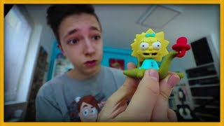 SIMPSONOVSKÝ HORROR BLINDBOXY! 🔥