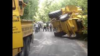 NewHolland TC56 wypadek (29.06.2006)