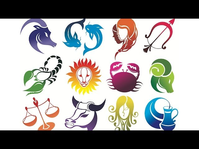 12 Zodiac Signs What They Mean Astrology Charts Youtube
