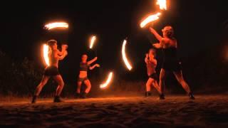 Promo Danzarte - Danzando col Fuoco