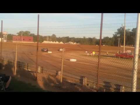 Late Model Heat 3  Charleston Speedway