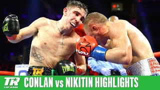 Michael Conlan Gets Revenge Over Vladimir Nikitin | Full Fight Highlights