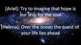 Kamelot - Center of the Universe lyrics