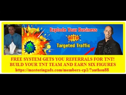 tnt rev share – traffic network takeover – how to view ads on tnt video