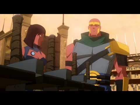 Planet Hulk 2010 trailer - YouTube