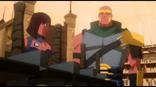 Planet Hulk 2010 trailer