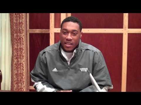 Mississippi State LB Benardrick McKinney Interview 10.8.12