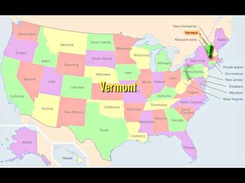 50 states YouTube
