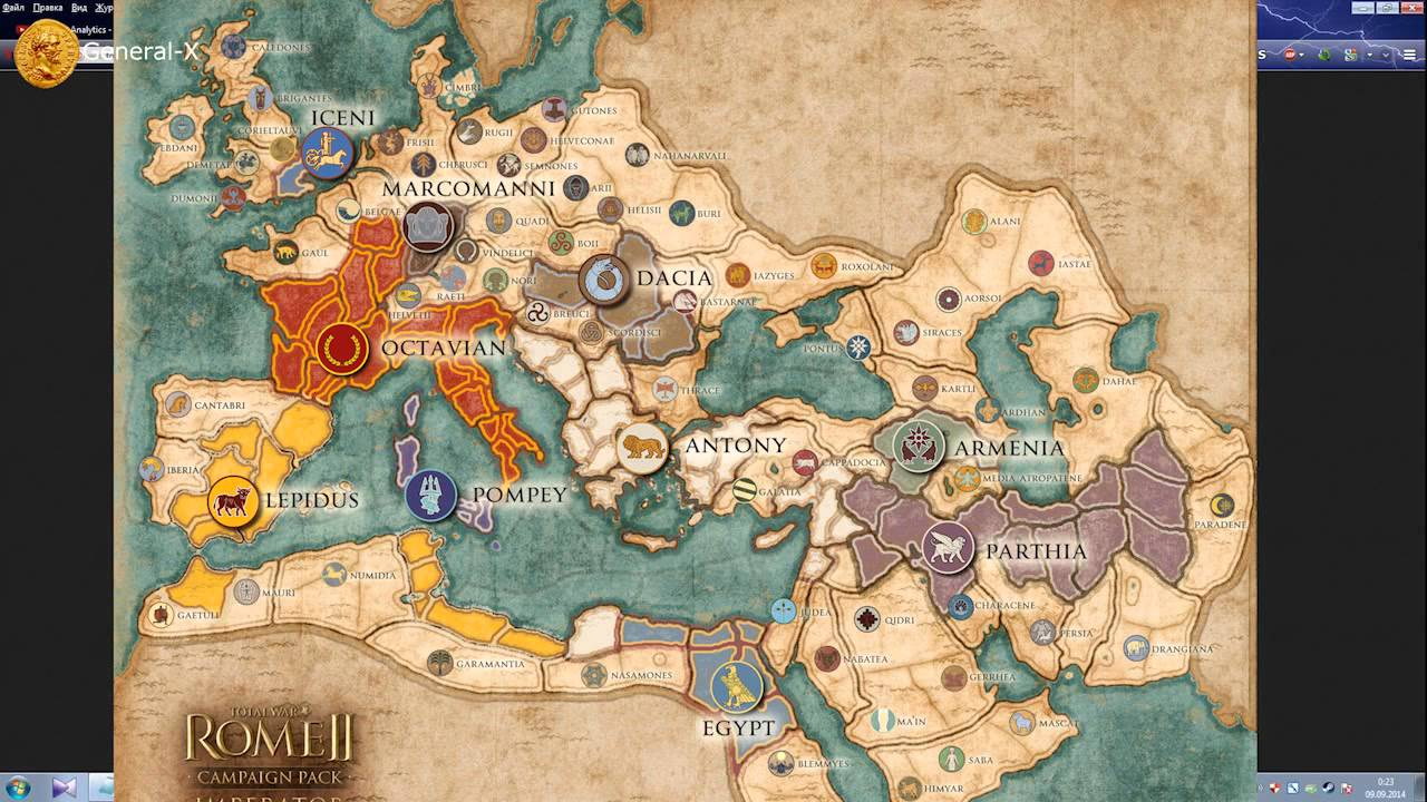 Plan your conquest of the known world in a massive sandbox turn-based campaign mode (supporting additional 2-player cooperative & competitive modes).