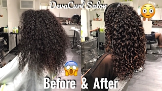 NEW HAIR - DevaCut + Pintura Highlights | jasmeannnn