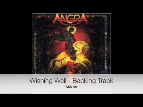 Angra - Wishing Well - Backing Track (Mario Peres)