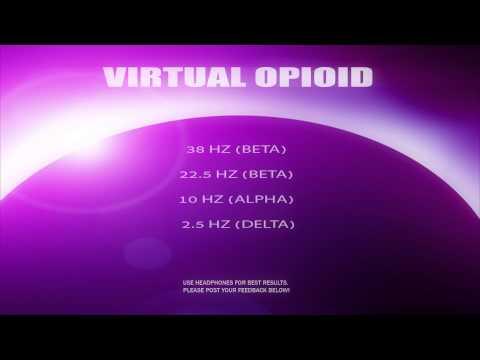 Virtual Opioid (V.3) | Create Feelings of Euphoria | Binaural/Monaural Fusion | Meditation Audio