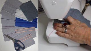 10 dicas de acabamento em Costuras