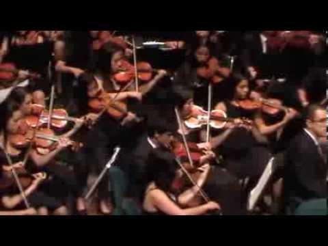 Carmina Burana - Concierto completo - La música y el cumpleaños de Manizales
